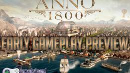 Anno 1800 PC Preview